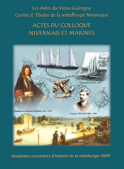 actes du colloque de 2009 : Nivernais et Marines